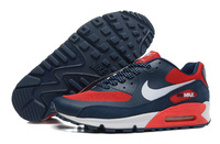 Nike Men Air Max 90 Hyperfuse Suede running shoes, a sport athletic shoes,Size:40-46 new arrival without MOQ