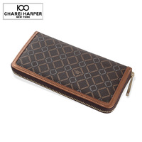 Women's wallet 2013 multi card holder single handle bag card holder long design wallet female