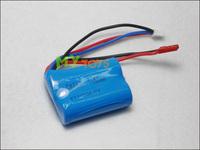 7.4V 1100 mAh Battery for syma S031G mjx T34 T10 T11 T43 DH 9097 RC Helicopter spare part Accessory wholesale