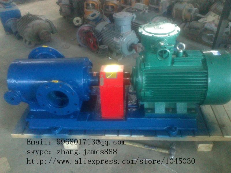 3G42X4/46 2.5Mpa DN65mm 40mm three screw pump/lube oil pump/Heavy fuel oil pump(China (Mainland))
