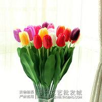 Artificial flower single silk flower artificial flower decoration flower  Free shipping