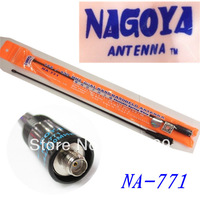2pcs Nagoya NA-771 SMA Dual Band Radio Antenna walkie talkie antenna two way radio antenna