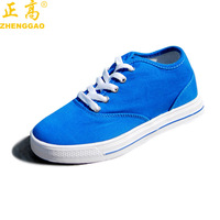 Elevator canvas shoes single shoes casual shoes invisible skateboarding shoes 6cm