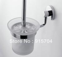 brass toilet brush holder  bathroom accessories