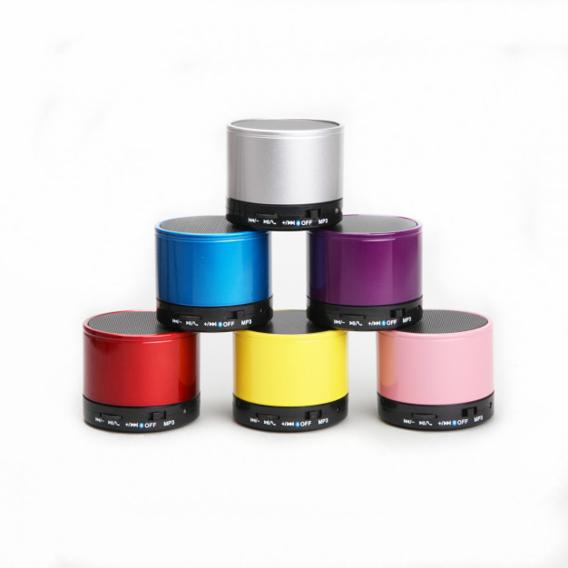 50pcs/lot Bluetooth Speakers With USB Supporting Answer Calling For Smartphone Apple Speakers Bluetooth(China (Mainland))