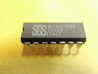 2pcs IC BAUSTEIN 74HC10   Set mit 2 stock              18936-138