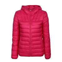 Anta women's down coat 2013 lovers thin outerwear casual sportswear 96345943