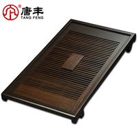 Wood calamander teaberries Large kung fu tea ebony wood tea tray tf-1312