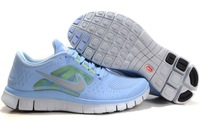 Nike Free Run 5.0 running shoes,Women sport athletic shoes Qian Tian Lan