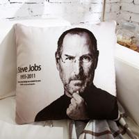 Destina pillow quilt dual-use cushion office cushion car pillow quilt the appendtiff memorial steve jobs