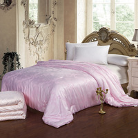 Destina home textile tencel silk was quality luxury jacquard tencel silk was winter is thickening