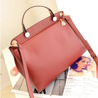 Fashion women shoulder bag handbag messenger bag brief vintage fashion bags all-match bag