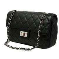 Women's handbag 2013 PU bag women's one shoulder handbag plaid chain small bags