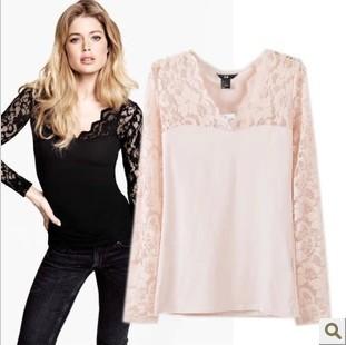 Женские блузки и Рубашки V блузки и рубашки
