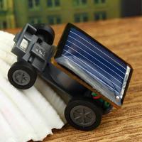 1pcs Lovely Mini Solar Energy Power Racing Car Child Kid Toy Gift Free Shipping Wholesale