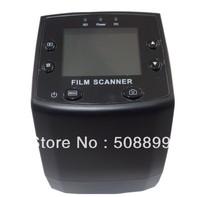 "New 1pcs/lot 5MP Digital Film Negative Photo Scanner / Converter 35mm USB LCD Slide 2.4"" TFT Freeshipping"