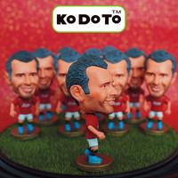 KODOTO 11# GIG** (MU) Soccer Doll (Global Free shipping)