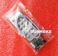 mini micro Lossless music decoder WAV+MP3 Decoding board 12V Audio player USB sound card MP3 board + remote control