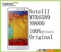 "DHL Free shipping 5.7"" Perfect 1:1  Note 3 MTK6589 N9000 Android4.3   NFC Air Gesture 1GB 4GB IPS Screen 5.7 Inch- White"