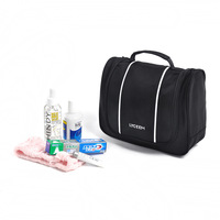 High quality large capacity travel wash bag