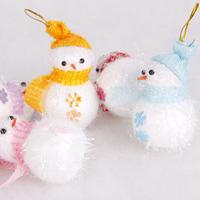 Free Shipping Christmas decoration supplies christmas tree gift christmas snowman 115 10cm