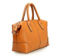 Genuine leather women's handbag fashion one shoulder handbag cross-body leather bag women's bags 0423