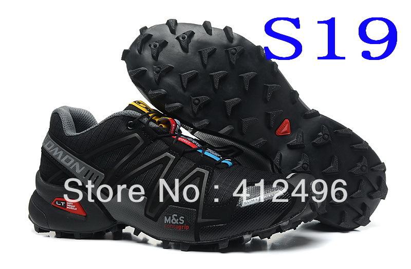 кроссовки подарок+высокое качество мужской Salomon кроссовки