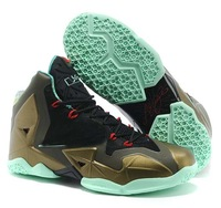 Free Shipping womens leBron 11 armory slate 2014 shoes for sale lebron11 P S elite X LBJ basketball Sportwear 36-40