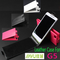 Free Shipping High Quality Original Flip Leather Case For Jiayu G5 case MT689T G5 leather Android Smartphone