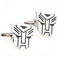 Promotion: Superhero Cufflink 2pairs Wholesale Free Shipping