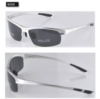 sport sunglasses  aluminium magnesium alloy glasses fashion top quality racing glasses uv protection free shipping