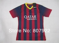 Authentic Quality 13/14!!! BacaFC Home Soccer Shirt,Player Version Thailand Quality BacaFC Soccer Jersey+Free Shipping