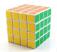 Free Shipping 4X4X4 Magic Speed Cube Educational Toys 2pcs/lot