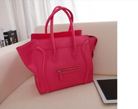 2013 new tide female bag euramerican fashion smiling face pack