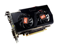 HD7570 Graphics card 4GB high frequency DDR5 dedicated memory VGA/DVI/HDMI PCI-E with 2 Fan Freeshipping