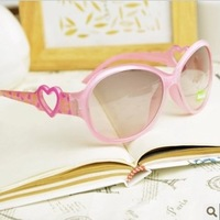 Free Shipping UV400 Protection candy color fashion sunglasses  children sunglasses kids sunglasses