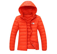 Sweden order 2013 new woman slim down jacket parkas keep winnter coat Russian coat  female