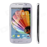"JXD P530 5.3"" HD Capacitive Android 4.1 Phone Call Tablet PC w/ Dual-SIM / Wi-Fi / G-sensor - White"