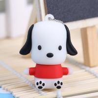 Free shipping Oae cartoon gift 16G usb flash drive puppy usb flash drive 16G usb flash drive mini