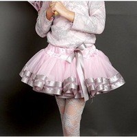 Multi-color baby girls skirt kids children cake TUTU veil Girls Skirts 1215 sylvia 1261418794