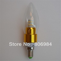30pcs corn LED SMD 3014 crystal light candle lamp head  E17 B15 E12 E27 E14 360 Hassle-free energy-saving healthy light