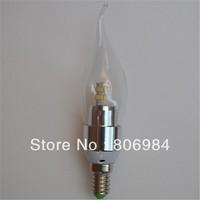 50pcs corn LED SMD 3014 crystal light candle lamp head  E17 B15 E12 E27 E14 360 Hassle-free energy-saving healthy light