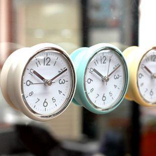 small wall clock for bathroom | My Web Value