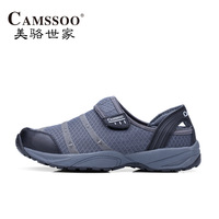 Summer outdoor shoes men gauze casual shoes breathable net fabric hiking walking shoes sport shoes
