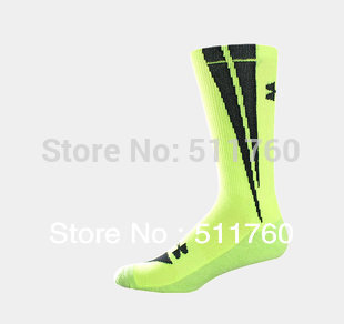 Brand Genuine Sports Apparel Unisex Outdoor Bike Cycling Hiking Walking Running Tennis Sports Long Compression Socks(China (Mainland))