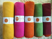 high quality Free shipping Skidless Premium Mat-Size Yogitoes towel 100% silicone eco nubs nine colors yogitoes yoga towel