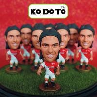 KODOTO 9# FALCAO (MON) Soccer Doll (Global Free shipping)
