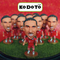 KODOTO 7# RIBERY (BM) Soccer Doll (Global Free shipping)
