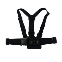 Gopro hero3/2/1 A section to adjust the chest strap +3 base universal camera strap gopro camera