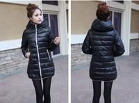 2014 new European and American fashion style warm winter jacket women